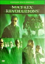 Matrix Revolutions (2003) DVD