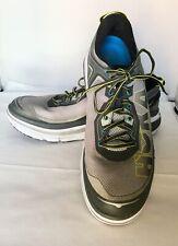 Hoka One One BONDI 4 Mens Size US 12.5 Running Shoes Gray Walking