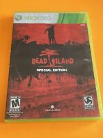 🔥 MICROSOFT XBOX 360 💯 COMPLETE WORKING GAME🔥 DEAD ISLAND SPECIAL EDITION