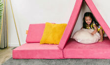 The Nugget Comfort Couch Kids Rosebud BRAND NEW IN BOX