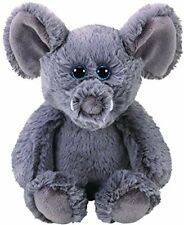 Ty Attic Treasures 67013Ella, Elephant, Soft Toy, 33cm