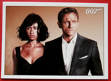 JAMES BOND - Quantum of Solace - Card #001 - Header Card - Rittenhouse Archives