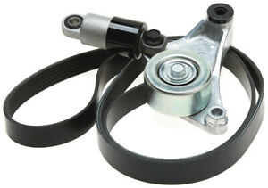 Serpentine Belt Drive Component Kit ACDelco Pro ACK070763
