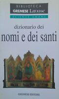 Dizionario dei nomi e dei santi AE32