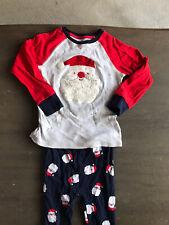 Next Christmas Xmas Pyjamas Boy Girl Santa 4-5 Years