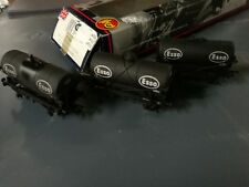BACHMANN  HO  TROIS  TANKERS  NOIRS  ESSO  REFERENCE  37-666