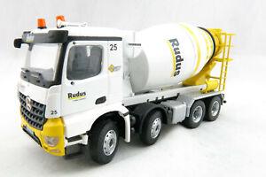 Conrad 78119/05 Mercedes Arocs 4-axle with Liebherr HTM 904 Concrete RUDUS 1:50