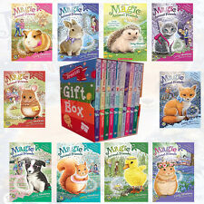 Magic Animal Friends Collection Vol(1-10) 10 Books Set Gift Wrapped Slipcase New