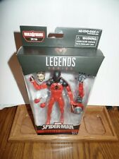 NEW Marvel Legends SPIDER-MAN SCARLET SPIDER rare New
