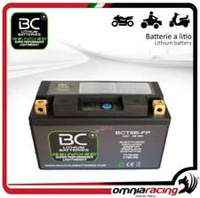 BC Battery - Batteria moto litio Yamaha XP500 Tmax 500 BLACK MAX 2006>2007