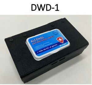 Wipes Dispensers (Wipes Not Included)