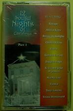 12 Soulful Nights Of Christmas Part 1 (Cassette, 1996, So So Def) NEW