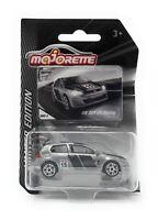 Majorette Model Car metal Limited Edition Serie 5 Zamac VW Volkswagen Golf GTi