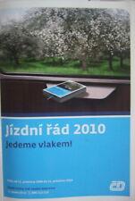 Fahrpläne Tschechoslowakei, Jedeme vlakem, 2010, gebraucht