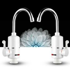 2000W Instant Electric Water Heater Faucet Fast Heating Kitchen Basin Tap