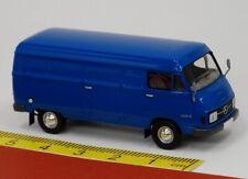 Mercedes MB L 206 D Kasten blau - Brekina Starmada 13300