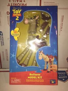 Toy Story 2 Bullseye Model Kit - Rare