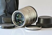 [Top Mint !] Contax Carl Zeiss Sonnar 90mm f/2.8 T* G Mount Lens from Japan