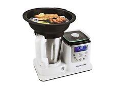 Gourmetmaxx Thermo Multikocher Premium 1450W Kochen Mixen Küchenmaschine 10 in1