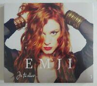 EMJI : JE TU ELLES... - NEW CD (NEUF !) - feat. Lady Gaga cover SHALLOW