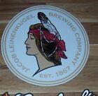 brand new leinenkugel tin sign