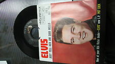 ELVIS PRESLEY RCA VICTOR 45 RPM & PICTURE SLEEVE 47-8041 SHE'S NOT YOU