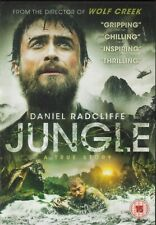 JUNGLE - DANIEL RADCLIFFE/THOMAS KRETSCHMANN - REGION 2 DVD.