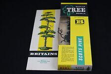 W517 BRITAINS Train arbreHo Oo 1810 Pin parasol Scots pine make up tree models