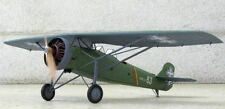 ANBO IV Reconnaissance Military Combat Airplane Desktop Wood Model Large