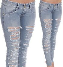 Met Jeans Angel K-Fit Donna/Women con le strass  nuovo e originale tg.29(28)
