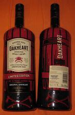 Bacardi Rum Oakheart  Spiced Rum Spirit Drink 2016  Limited Edition 1,5L 35 %
