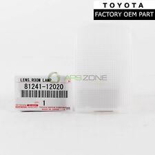 GENUINE TOYOTA 4RUNNER SCION XA XB LEXUS IS300 INTERIOR ROOF LENS OEM 8124112020