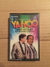 Yahoo Mohd Rafi Sings For Shammi Kapoor 2 Golden Collection Bollywood