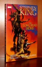 Stephen King's Dark Tower: The Long Road Home** 1st Ed. Signed by Peter David