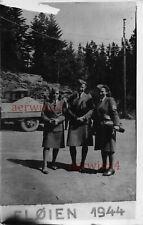 Blitzmädel Luftwaffe Nachrichten Helferin Floien Floyen Bergen Norwegen Großfoto