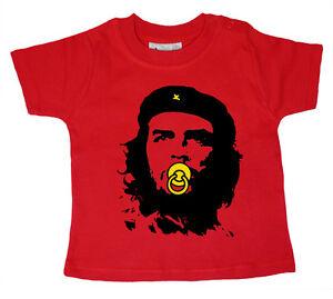 """Baby Che"" T-Shirt Funny Che Guevara Dummy Tee"