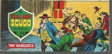 RACCOLTA RACCOLTINA STRISCIA SCUDO # 6 -GRANDE BLEK -ORIGINALE-MARZO 1968 -FS1