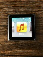 Apple iPod Nano 6th Generation 8GB - Blue
