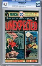 Unexpected   #168   CGC   9.4   NM   off - white to white pages