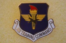 US USA USAF Air Force Air Training Command Military Hat Lapel Pin