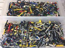 2 Pounds Of Random Technic Lego Beams, Connectors, Gears Etc. No Bionicle