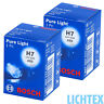 BOSCH H7 1 987 302 777 Pure Light Halogen Scheinwerfer Lampe NEU