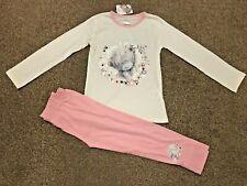 Girls Me to You Tatty Teddy Pyjamas Pj's Size 5 - 6 years - New Slight Defect!!