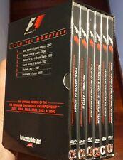 14 DVD I FILM DEL MONDIALE DI FORMULA 1 FERRARI COLLECTION COFANETTO