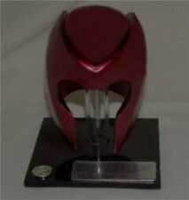 "Marvel X-Men Magneto Mini Helmet New w Stand 4"" tall made by X-Menclub.com 2000"