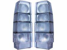 Volvo 745 740 940 Tail Light Set. Custom All Clear Lenses L+R 3518908 3518909