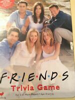 Friends Trivia Game Collector's Edition 1200 Questions Cardinal 2002 TV show