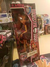 New 2013 Monster High Coffin Bean Toralei Daughter Of The Werecat