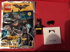 LEGO 211803 DC The Batman Movie Batman Limited Edition Foil Polybag 2018