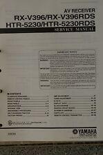 Service Manual für Yamaha RX-V396RDS / HTR5230RDS